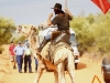 Luke-on-a-camel