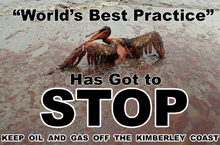 Keep OIL and GAS off the Kimberley Coast