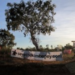 Day 8 dawns and Save The Kimberley is still supporting the community to protect the Kimberley and James Price Point
