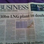 australian lng in doubt