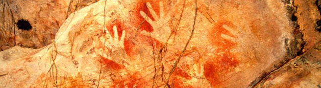 Indigneous art marks many areas of cultural significance across the Kimberley